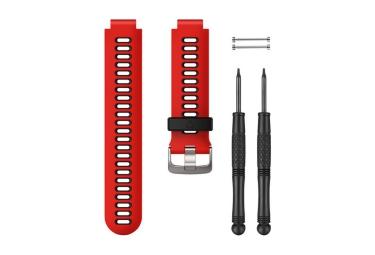 garmin bracelet forerunner 735 xt rouge noir