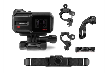 pack velo garmin camera embarquee virb xe