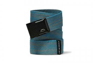ceinture oakley web noir bleu
