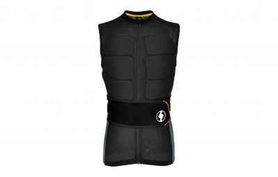 maillot de protection sans manches bliss team noir