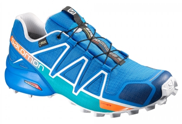 salomon speedcross 4 gtx bleu