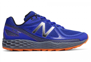chaussures new balance hierro bleu gris