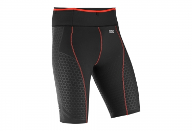 short running homme salomon s lab exo short tight noir