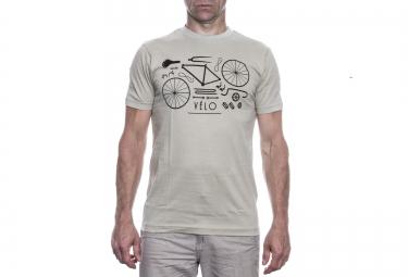 lebram t shirt velo remix gris