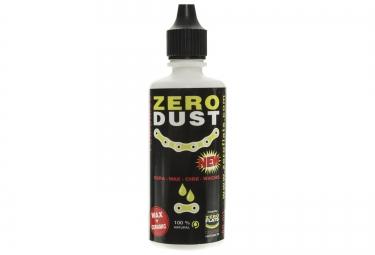 lubrifiant chaine zero dust 60ml