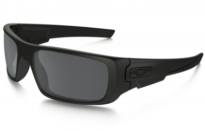 lunettes oakley crankshaft noir polarise iridium ref oo9239 06