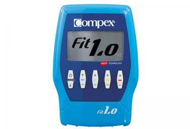 compex electro stimulateur fit 1 0