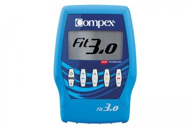 compex electro stimulateur fit 3 0