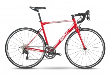 velo de route bmc 2017 teammachine alr01 shimano 105 11v rouge