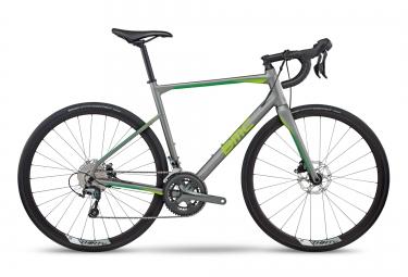 velo route bmc 2017 roadmachine rm03 tiagra 10v gris vert
