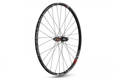 roue arriere dt swiss xr 1501 spline one 27 5 largeur 22 5mm boost 12x148mm center l