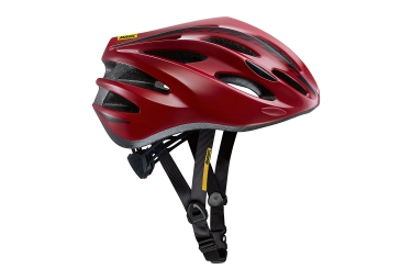 casque route mavic aksium 2016 rouge
