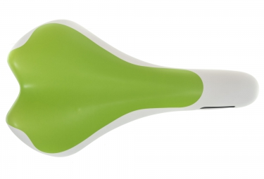 selle san marco pro vip race blanc vert
