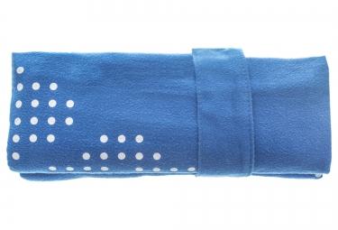 serviette microfibre arena halo bleu