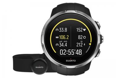 suunto montre gps spartan ultra hr noir ceinture smart sensor