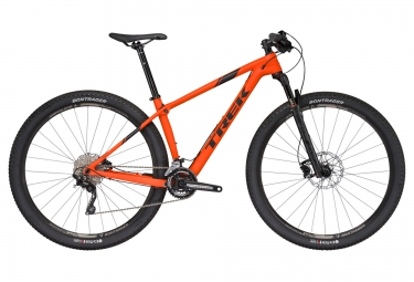 vtt trek procaliber 9 6 2017 deore xt 10 vitesses orange
