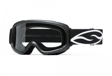 smith masque gambler mx junior noir transparent