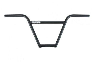 guidon bmx federal 4pc noir
