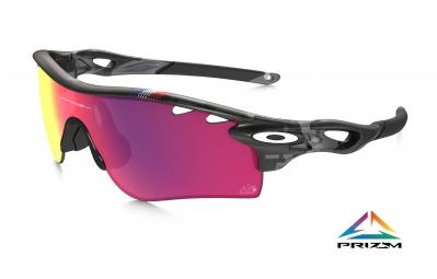 oakley lunettes tour de france prizm road radarlock noir ref oo9181 48