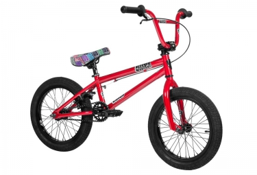 bmx freestyle subrosa altus 16 rouge