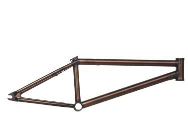 cadre bmx fiend garrett reynolds v2 trans brown
