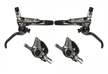 shimano paire de freins xtr trail m9020 i spec ii sans disque
