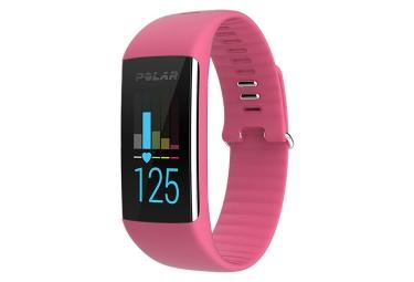 polar bracelet d activite fitness tracker a360 rose