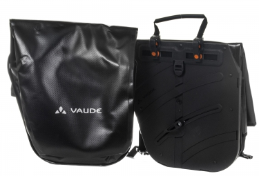 sacoches laterale arriere vaude somo world tramp h2o noir