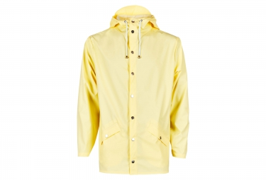 veste rains jacket jaune
