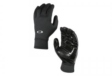 gants longs oakley midweight noir