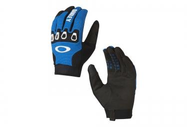 gants longs oakley automatic 2 0 bleu