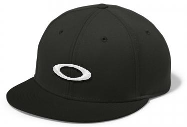 casquette oakley ellipse print noir