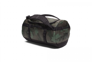sac de sport the north face duffel base camp camo 50l s