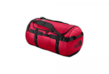 sac de sport the north face duffel base camp rouge 69l m