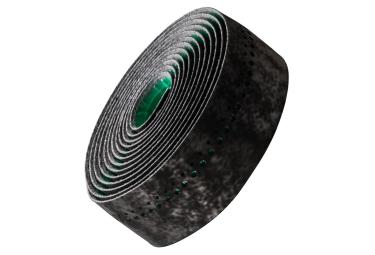 ruban de cintre bontrager velvetack microfibre noir vert