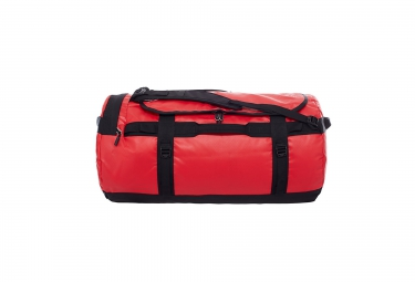 sac de sport the north face duffel base camp 95l rouge l