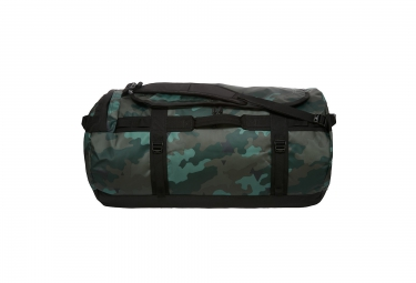 sac de sport the north face duffel base camp 95l camo l