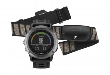 garmin montre gps fenix 3 gray performer hrm