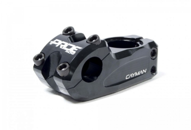 potence top load pride racing cayman longueur 54mm noir