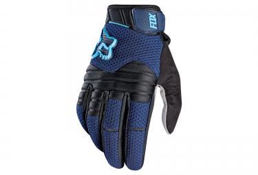 gants hiver fox sidewinder polar bleu noir