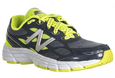new balance chaussures enfant kj 880 gris jaune