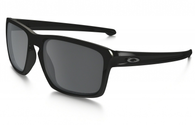 lunettes oakley sliver noir noir iridium polarise ref oo9262 09 cf78c8f61baf