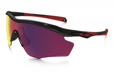 lunettes oakley m2 frame xl noir violet prizm road oo9343 08