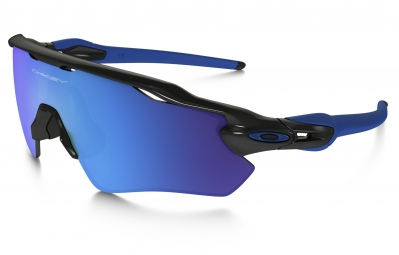 lunettes oakley radar ev path team colors noir bleu iridium ref oo9208 20