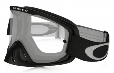 masque oakley o2 mx noir transparent ref oo7068 01