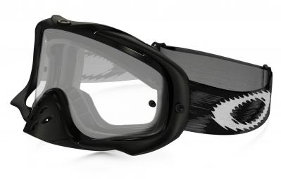 masque oakley crowbar mx noir transparent ref 59 456