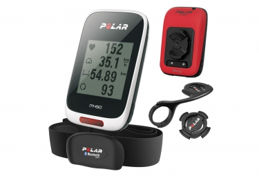 compteur polar m450 cardio edition special support