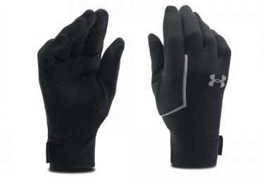 gants hiver under armour no breaks armour liner noir