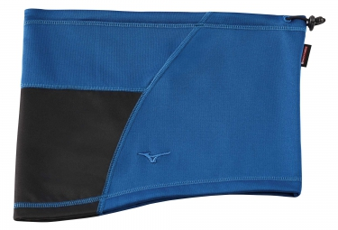 tour de cou mizuno breath thermo fleece bleu