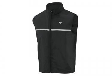 veste sans manches mizuno running noir